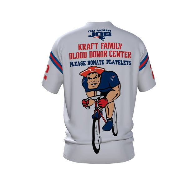 Patriot Platelet Pedalers Elite Tee