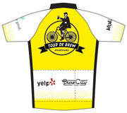 Tour de Brew Club Cut Jersey