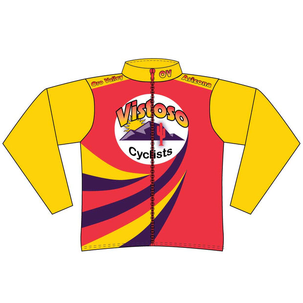 Vistoso Aero Cycling Windbreaker