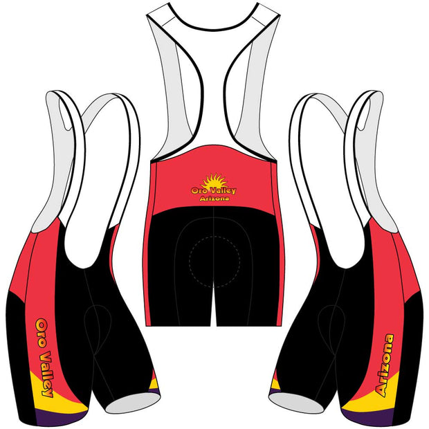 Vistoso Club Cycling Bib Shorts