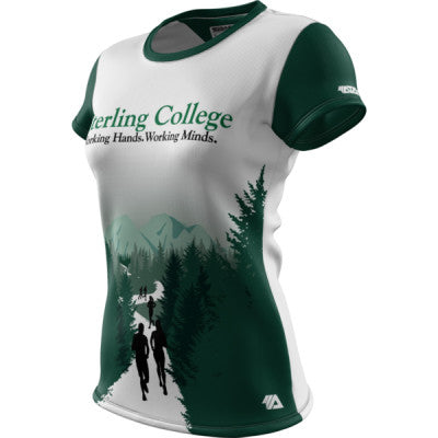 Sterling College + Womens SS REC T Elite