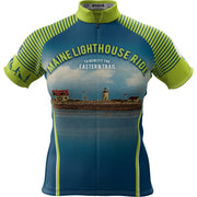 Maine Lighthouse Ride 2018 + Womens REC Cycling Jersey (ORDER UP IF WANT LOOSER)