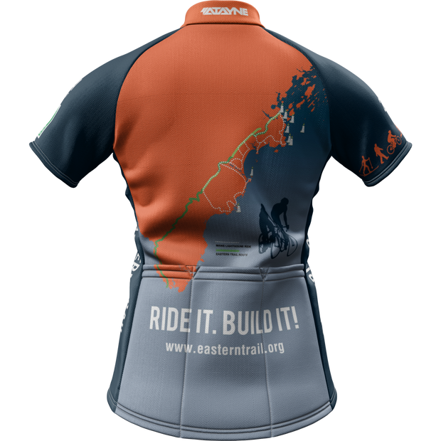 Maine Lighthouse Ride 2017 + Womens REC Cycling Jersey (ORDER UP IF WANT LOOSER)