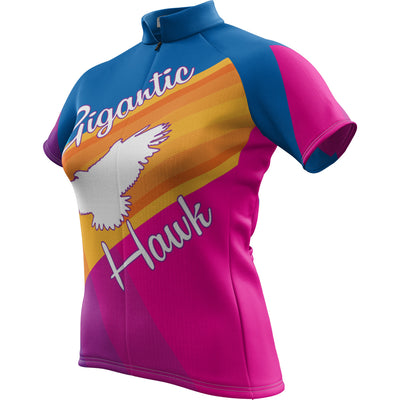 Gigantic Hawk Womens REC Cycling Jersey