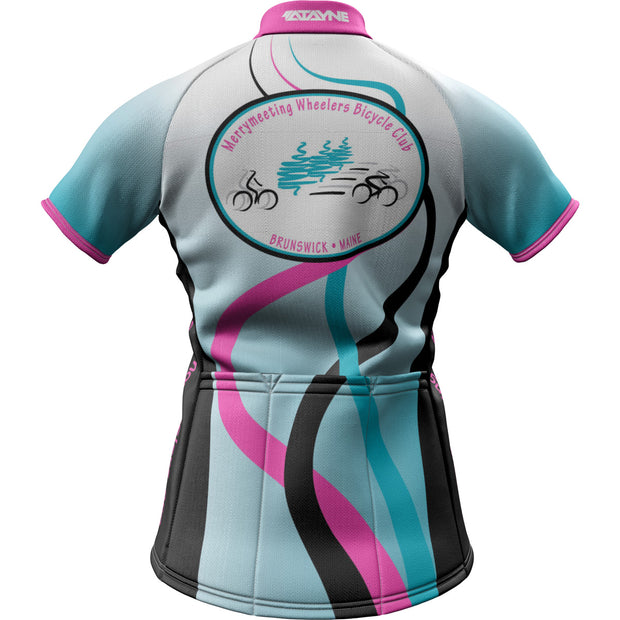 MWBC 2017 Ribbon Womens REC Cycling Jersey