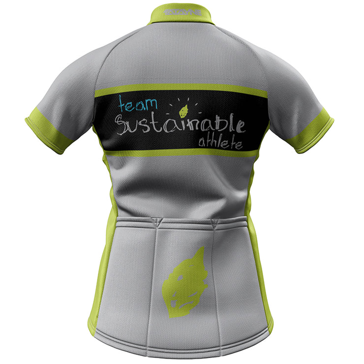 Team Sustainable Athlete Womens Cycling Jersey