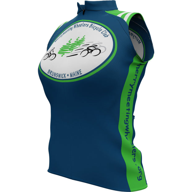 MWBC 2017 Womens Sleeveless REC Cycling Jersey