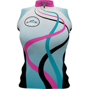 MWBC 2017 Ribbon Womens Sleeveless REC Cycling Jersey