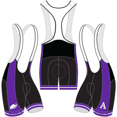 Amherst College Cycling Bib Shorts