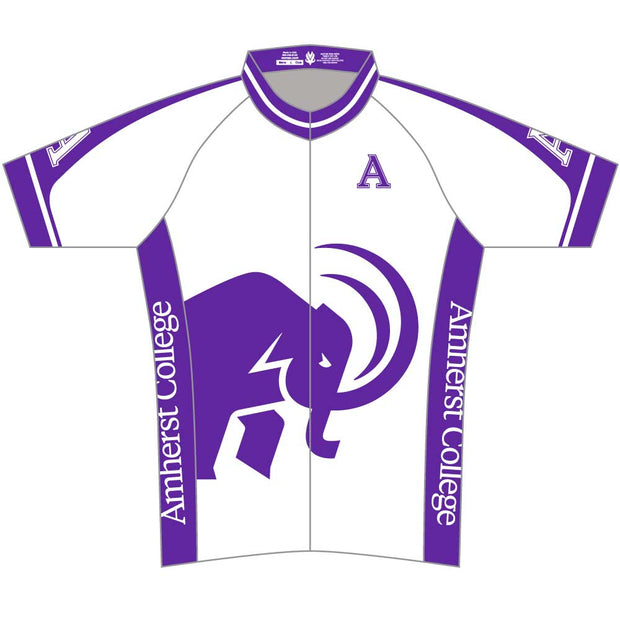 Amherst College Club Cut Short Sleeve Cycling Jersey