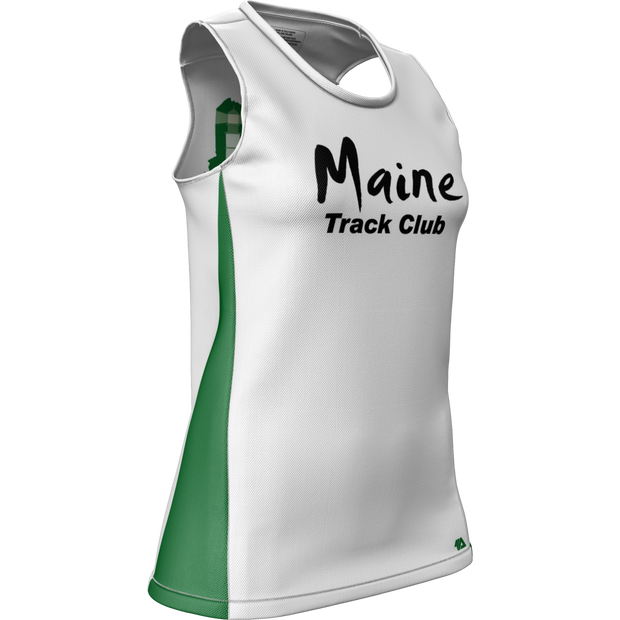 Maine Track Club + Womens Grind Singlet