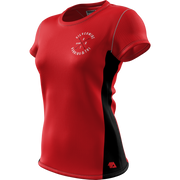 Silvermine + Womens Short Sleeve REC T Elite