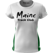 Maine Track Club + Womens Short Sleeve REC T Elite