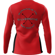 Silvermine + Womens Long Sleeve REC T Elite