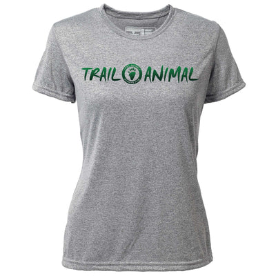 Trail Animal + Womens Short Sleeve Hybrid T