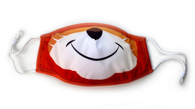 3-Layer Face Mask – Whisker Smile