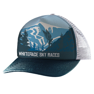 Whiteface Trucker - LIMITED QTYs AVAILABLE