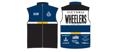 Victoria Wheelers Windbuster Vest