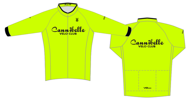 Cannibal Velo Long Sleeve Race Jersey