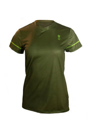 Vomax Women's Tech Tee - Green