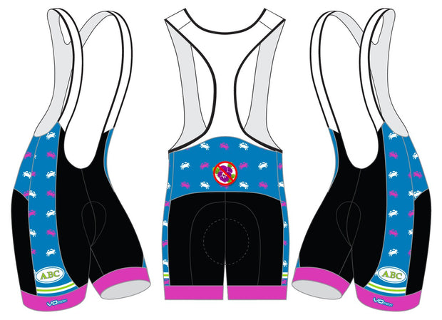 Womens Annapolis Bicycle Club Cycling Bibs