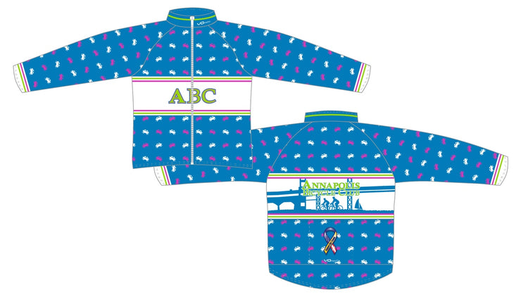 Anapolis Bicycle Club Aero Windbreaker