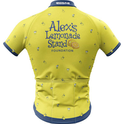 Team Lemon + Mens REC Cycling Jersey