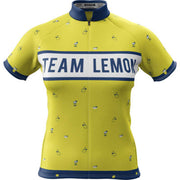 Team Lemon + Womens REC Cycling Jersey