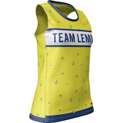 Team Lemon + Womens Grind Singlet