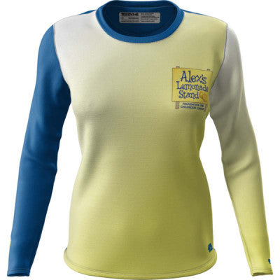 ALSF + Womens Long Sleeve REC T Elite