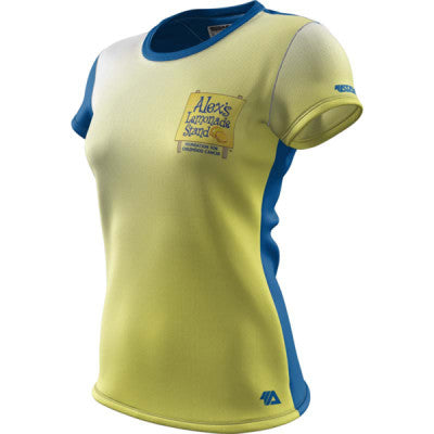 ALSF + Womens Short Sleeve REC T Elite