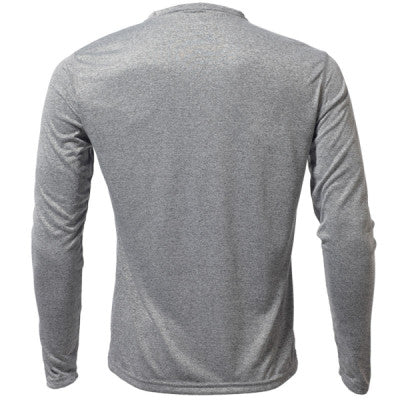 Apogee Adventures + Mens Long Sleeve Hybrid T