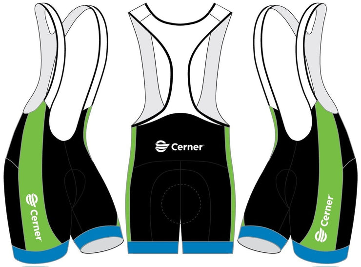 Cerner Cycling Bibs