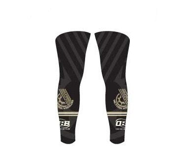 Victoria Wheelers Leg Warmers - Thermal