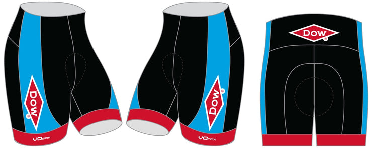 Team Dow Texas Cycling Shorts