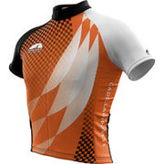 Cadillac Mountain Sports Flash + Mens Cycling Jersey