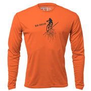 Bio-Fueled Rider + Mens Long Sleeve REC T