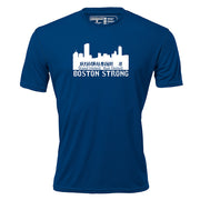 Boston Strong + Men's SS Running REC T