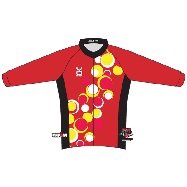 Team enVision Women's Long Sleeve Race Jersey