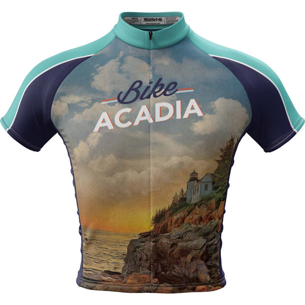 Acadia National Park Cycling Jersey