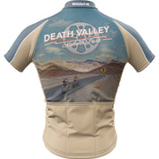 Death Valley National Park + Mens Short Sleeve REC Cycling Jersey