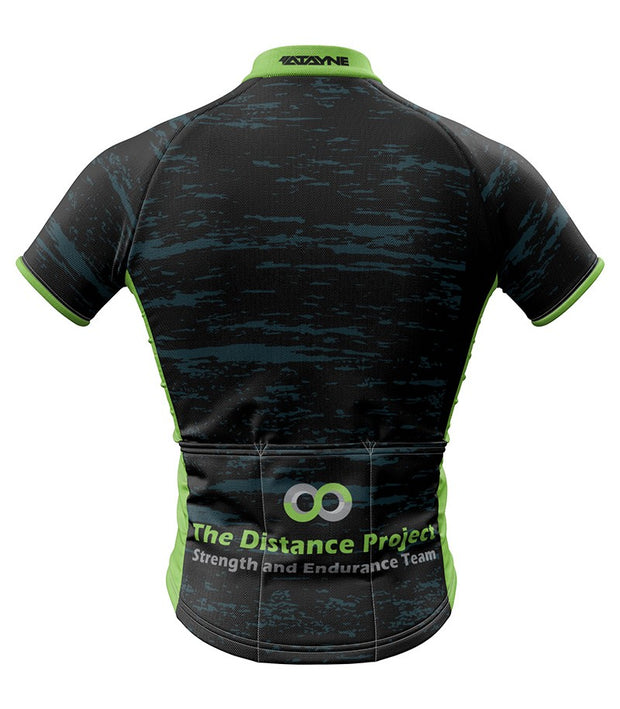 Distance Project Mens REC Cycling Jersey