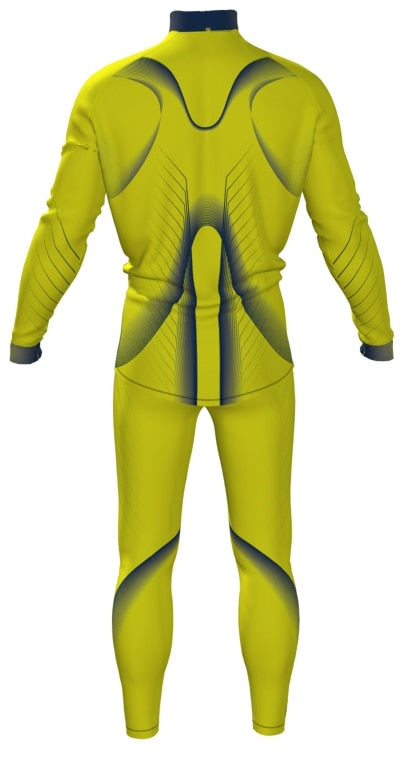 Mens Contour Two Piece Ski Suit