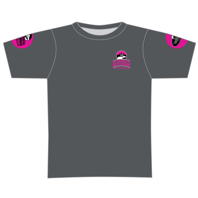 Mt. Washington Hill Climb Tech Tee - Pink