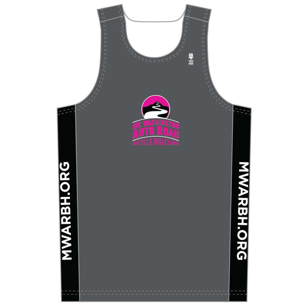 Mt. Washington Hill Climb Singlet - Pink