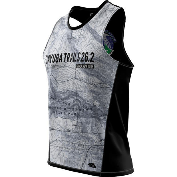 Cayuga Trails 26.2 + Womens Grind Singlet