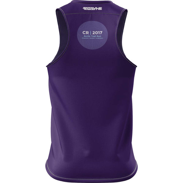 Climate Run Arctic Trail Mens REC Singlet Elite