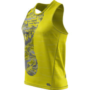 Run Hard Tread Lightly + Mens REC Singlet Elite
