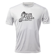 Run Hard Tread Lightly + Mens Short Sleeve REC T