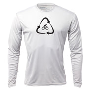 Recycled Rider + Mens Long Sleeve REC T